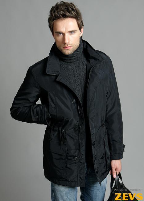 Модные мужские куртки классические