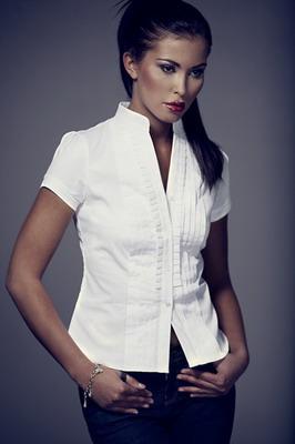 Блузки оптом - купить от производителя (Украина 15cfc6d8ab9b2